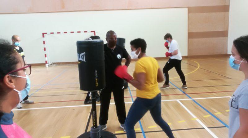 Première journée d'action, projet « classes olympiques »